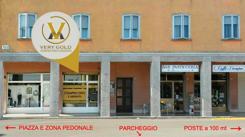 COMPRO ORO E ARGENTO VERY GOLD MOTTA DI LIVENZA
